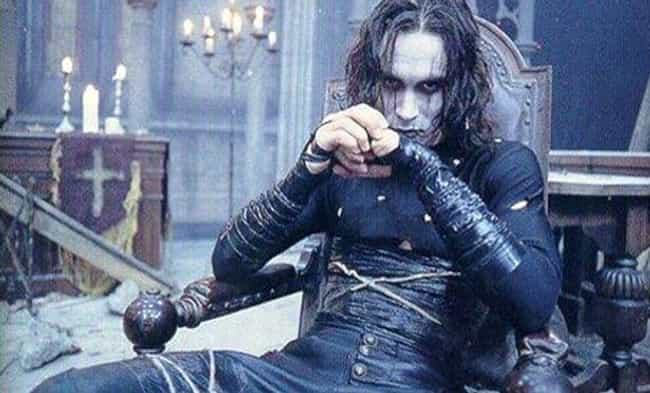 The Crow is listed (or ranked) 4 on the list 14 Superhero Movies You Need To Watch If You're Bored Of Marvel And DC