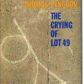 The Crying of Lot 49 is listed (or ranked) 7 on the list The Best Postmodern Novels