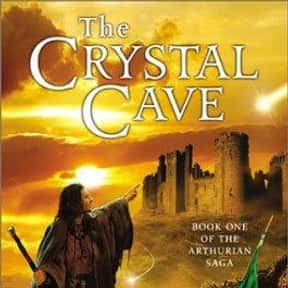 The Crystal Cave is listed (or ranked) 23 on the list NPR's Top 100 Science Fiction & Fantasy Books
