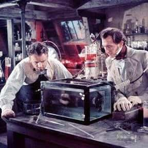 The Curse of Frankenstein is listed (or ranked) 18 on the list The Best Horror Movies of the 1950s
