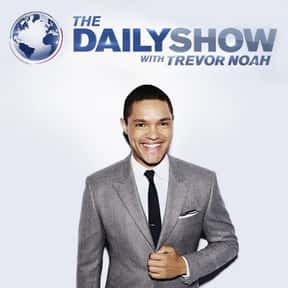The Daily Show is listed (or ranked) 12 on the list The Best Late Night Talk Shows of All Time