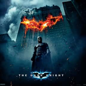 The Dark Knight is listed (or ranked) 1 on the list The Greatest Comic Book Movies of All Time