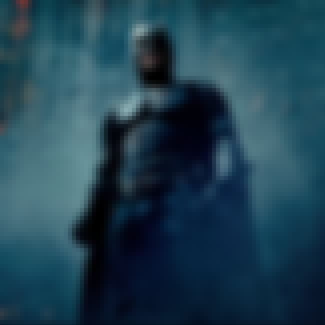 The Dark Knight is listed (or ranked) 4 on the list The Best DC Costume Adaptations Ever
