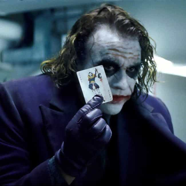 The Dark Knight is listed (or ranked) 8 on the list The 2000s Movies That Stuck with You the Most
