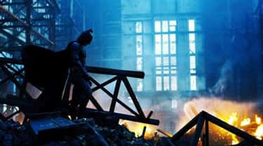 The Dark Knight is listed (or ranked) 1 on the list Movies That Should Have Ended Two Scenes Earlier Than They Did