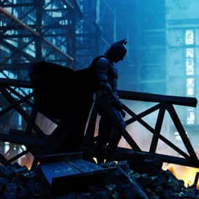 The Dark Knight is listed (or ranked) 1 on the list Great Movies About Very Dark Heroes