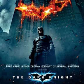 The Dark Knight is listed (or ranked) 18 on the list The Greatest Film Scores of All Time