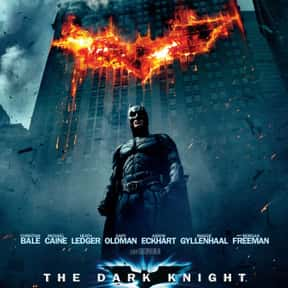 The Dark Knight is listed (or ranked) 6 on the list The Highest-Grossing PG-13 Rated Movies Of All Time