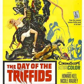 The Day of the Triffids is listed (or ranked) 16 on the list The Best Sci-Fi Movies of the 1960s