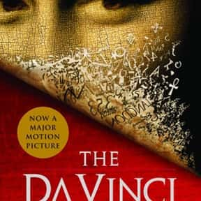 The Da Vinci Code is listed (or ranked) 17 on the list 90+ Controversial Banned Books