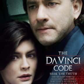 The Da Vinci Code is listed (or ranked) 24 on the list The Best Tom Hanks Movies