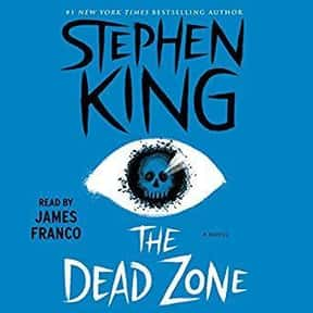 The Dead Zone is listed (or ranked) 11 on the list The Best Stephen King Audiobooks