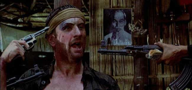 The Deer Hunter is listed (or ranked) 5 on the list Classic Movie Moments That Turned Out To Be The Real Thing