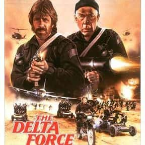 The Delta Force is listed (or ranked) 17 on the list The Best Movies About Navy Seals