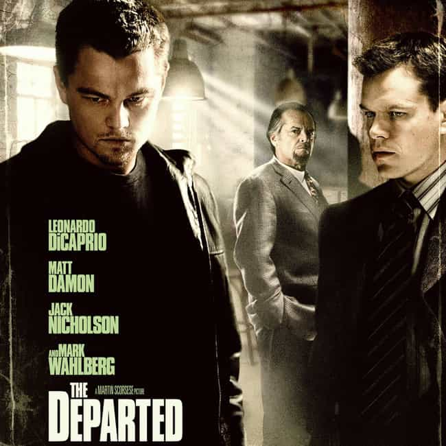 The Departed is listed (or ranked) 3 on the list What to Watch If You Love 'The Wire'