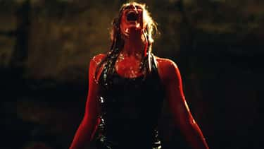 The Descent is listed (or ranked) 1 on the list 15 Great Cave Movies For When You're Not Feeling Claustrophobic Enough