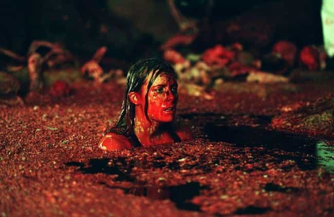 The Descent is listed (or ranked) 3 on the list 27 Films Stephen King Has Awarded His Personal Stamp Of Approval