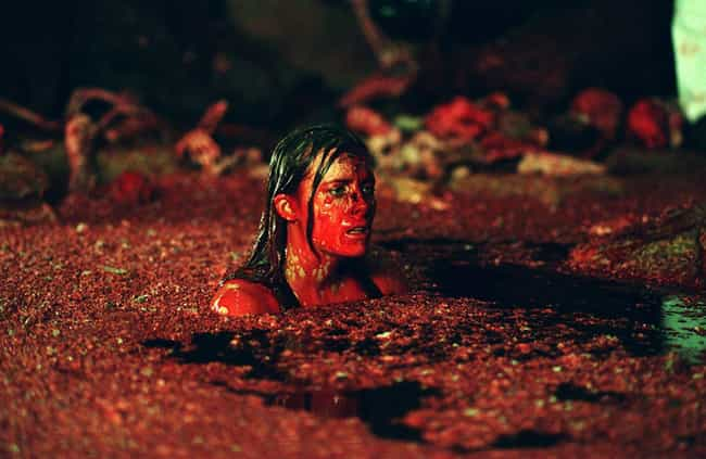 The Descent is listed (or ranked) 1 on the list Horror Movies That Keep You On The Edge Of Your Seat From Start To Finish, Ranked