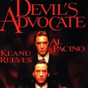The Devil's Advocate is listed (or ranked) 12 on the list The Best Movies of 1997