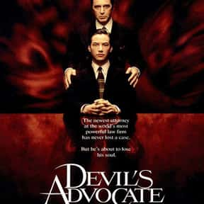 The Devil's Advocate is listed (or ranked) 12 on the list The Best Al Pacino Movies