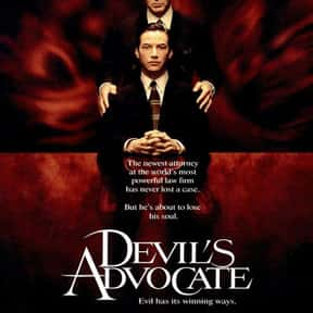 The Devil's Advocate is listed (or ranked) 24 on the list The Best Courtroom Drama Movies