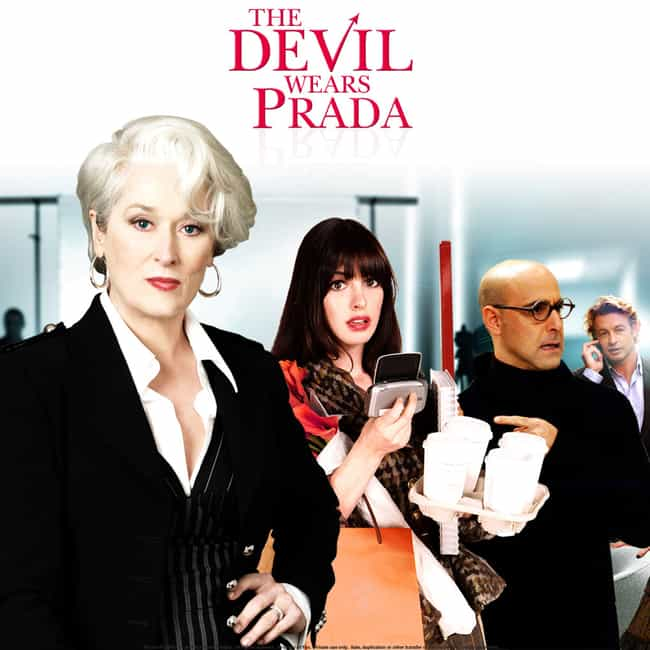 The Devil Wears Prada is listed (or ranked) 3 on the list What to Watch If You Love 'Sex And The City'