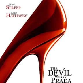 The Devil Wears Prada is listed (or ranked) 9 on the list The Best Comedy-Drama Movies