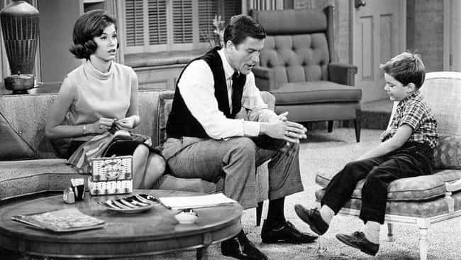 The Dick Van Dyke Show ... is listed (or ranked) 2 on the list The Most Popular TV Shows Of The 1960s