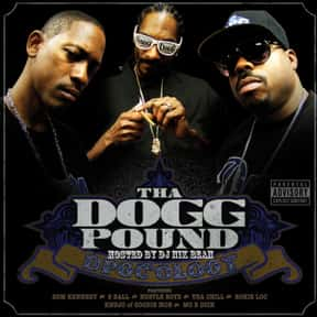 The Dogg Pound is listed (or ranked) 12 on the list The Best West Coast Rappers