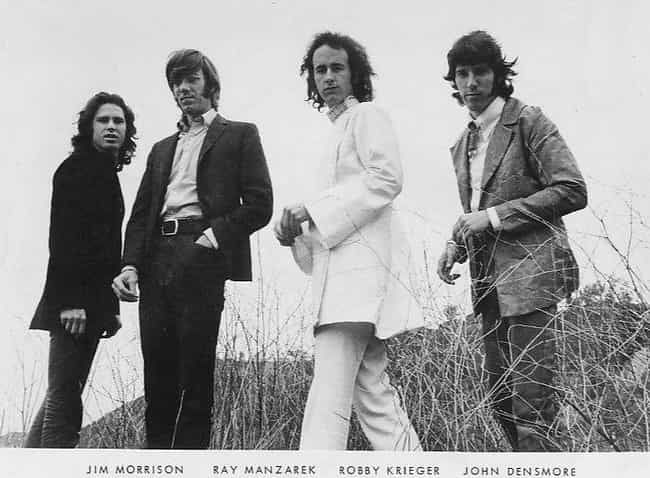 The Doors is listed (or ranked) 4 on the list 10 Bands That Defined The California Sound, As Ranked By Vicki Peterson Of The Bangles