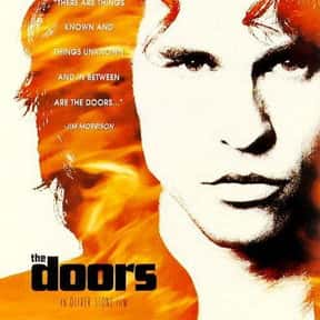 The Doors is listed (or ranked) 16 on the list 30+ Great Period Films with a 1960s Aesthetic