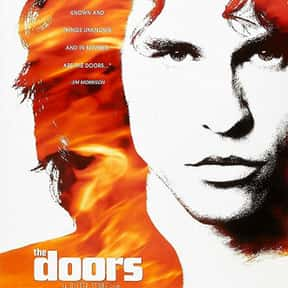The Doors is listed (or ranked) 12 on the list The Best Movies About Singing