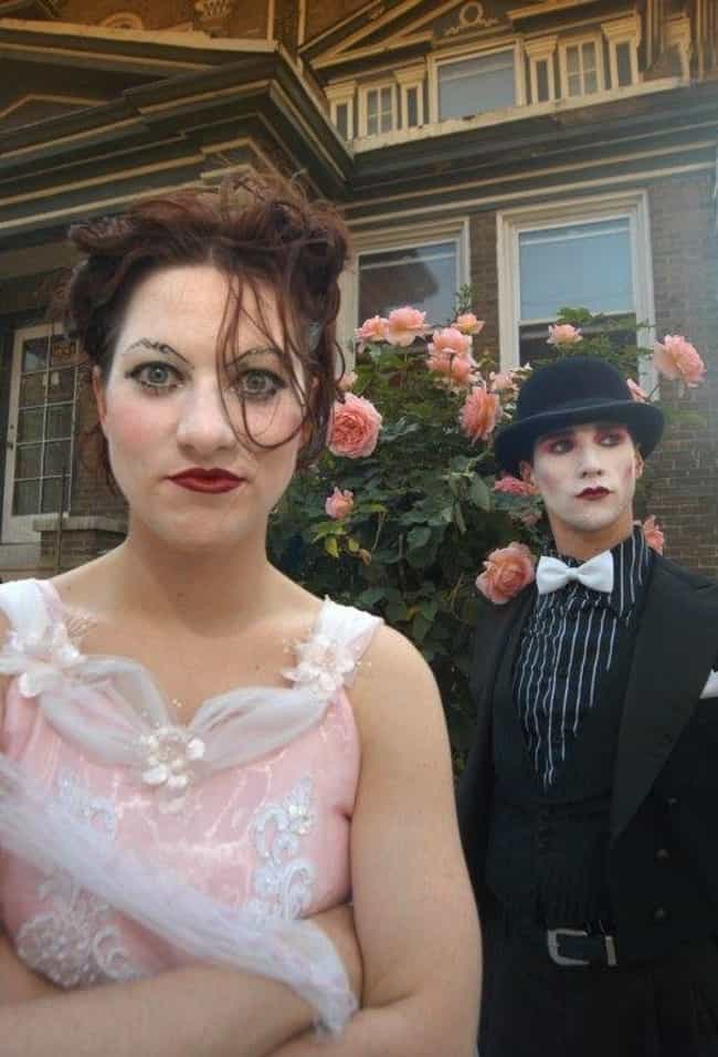 The Dresden Dolls is listed (or ranked) 6 on the list Bands That Are (Or Were) Couples