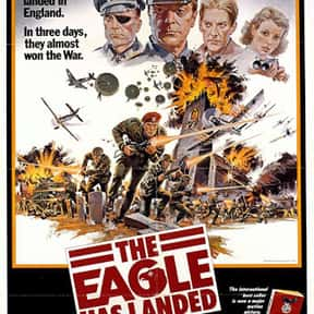 The Eagle Has Landed is listed (or ranked) 24 on the list The Best Robert Duvall Movies