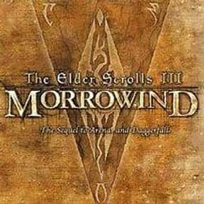 The Elder Scrolls III: Morrowi is listed (or ranked) 1 on the list The Best The Elder Scrolls Games