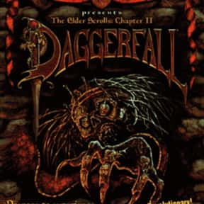 The Elder Scrolls II: Daggerfa is listed (or ranked) 2 on the list The Best The Elder Scrolls Games