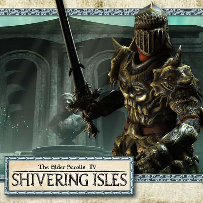 The Elder Scrolls IV: Ob... is listed (or ranked) 2 on the list The Best DLC Packs