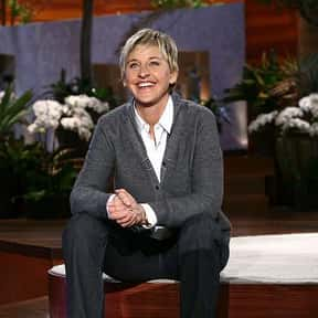 The Ellen DeGeneres Show is listed (or ranked) 6 on the list The Greatest Talk Shows of All Time