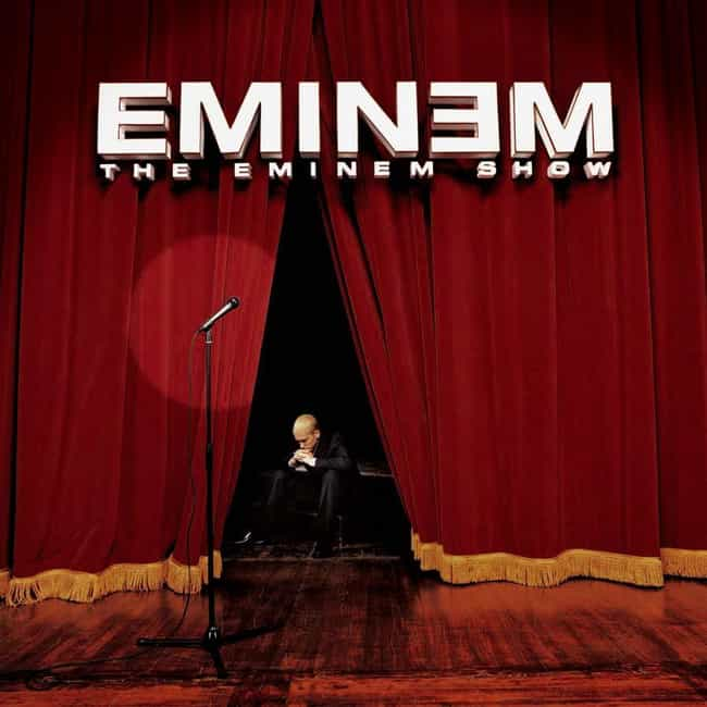 The Eminem Show is listed (or ranked) 2 on the list The Best Eminem Albums of All Time