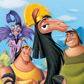 The Emperor's New Groove is listed (or ranked) 1 on the list Disney Movies That Will Make You Laugh