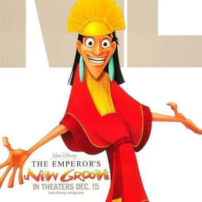 The Emperor's New Groove is listed (or ranked) 20 on the list The Best Disney Animated Movies