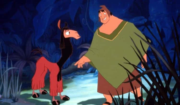 Kuzco Wasn't The First Person Turned Into An Animal in 'The Emperor's New Groove'