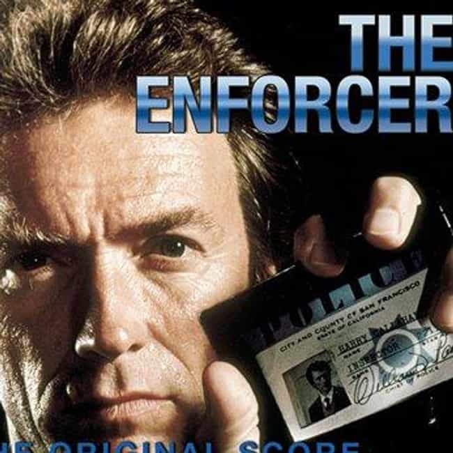 The Enforcer is listed (or ranked) 3 on the list The Best Dirty Harry Movies Of All Time