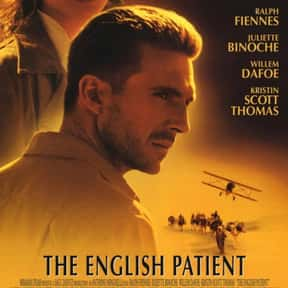 The English Patient is listed (or ranked) 6 on the list The Worst Best Picture-Winning Films