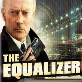 The Equalizer is listed (or ranked) 25 on the list The Best Ever Spy TV Shows
