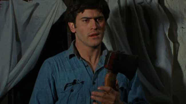 The Evil Dead is listed (or ranked) 3 on the list 15 Controversial, Disturbing Horror Movies That Were Banned