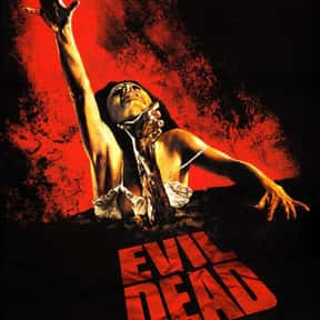 The Evil Dead is listed (or ranked) 2 on the list The Scariest Cabin Horror Movies