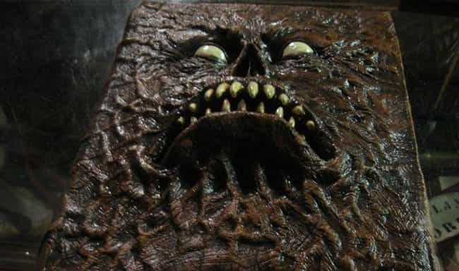 The Evil Dead is listed (or ranked) 1 on the list 11 Popular Depictions Of The Necronomicon, Lovecraft's 'Book Of The Dead'