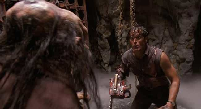 The Evil Dead is listed (or ranked) 5 on the list 14 Movies Only A True Action Fan Would Pick For Movie Night