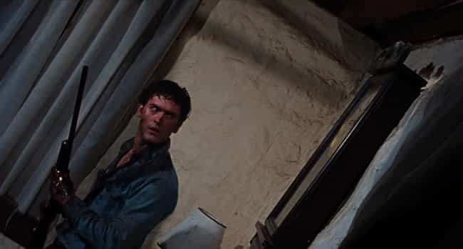 The Evil Dead is listed (or ranked) 4 on the list The Best Movies That (Mostly) Take Place In A Single Location